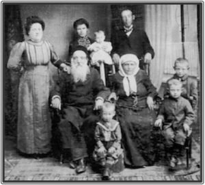 photo of Halevi family