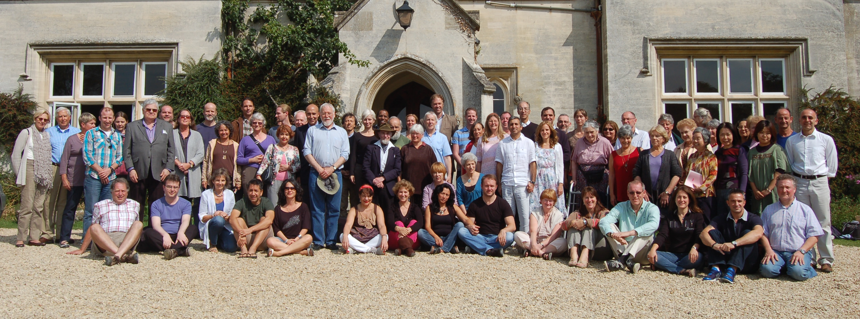 Kabbalah Society 2011 Participants Group Photo